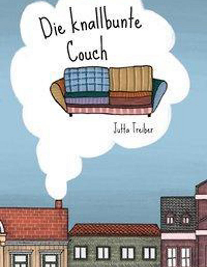 Lesung: Die knallbunte Couch © Obelisk