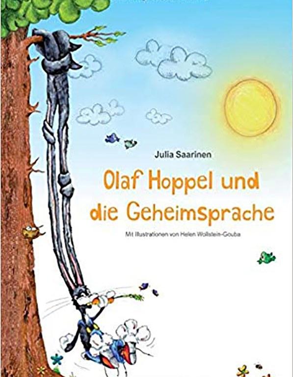Interaktive Lesung: Olaf Hoppel und die Geheimsprache © Julia Saarinen